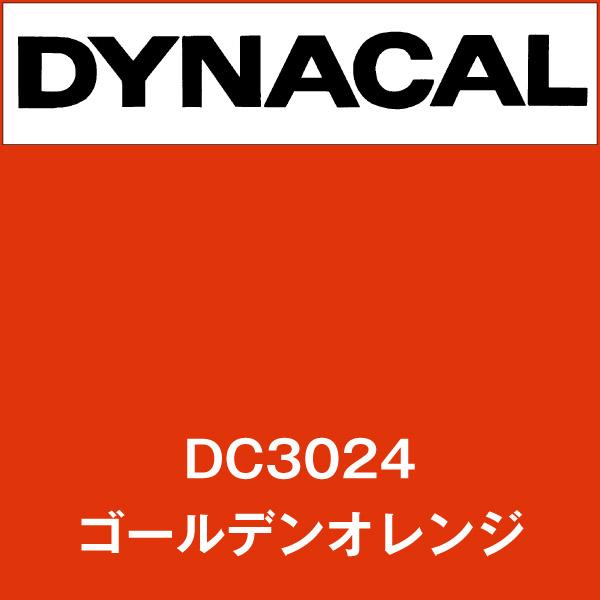 ダイナカル DC3024 ゴールデンオレンジ(DC3024)