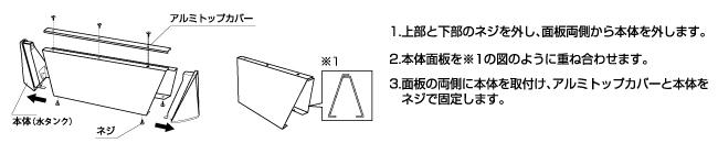 ブリリアントサイン Type-D W600(GBR-D-S-600)_K