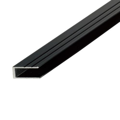 アルミフレーム スジアリ T7 黒 L=1860mm(T7)