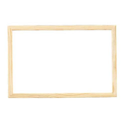 木製白木両面ホワイトボード(MSWB3056/MSWB4508)