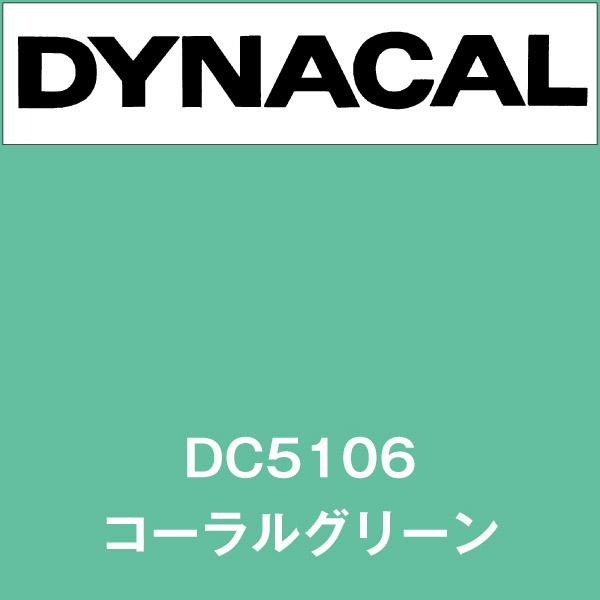 ダイナカル DC5106 コーラルグリーン(DC5106)