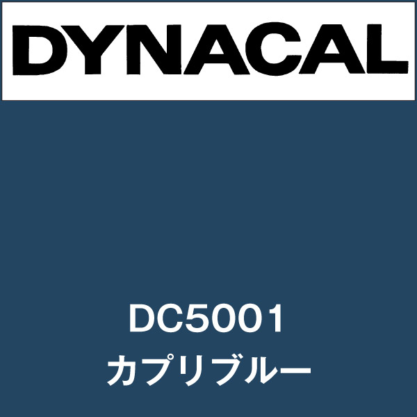 ダイナカル DC5001 カプリブルー(DC5001)