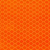 高輝度プリズム型反射シートDM7600蛍光オレンジ