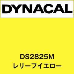 ダイナサイン DS2825M レリーフイエロー