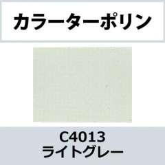 カラーターポリン APC400-F ライトグレー APC4013