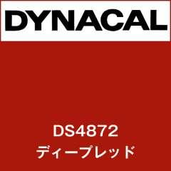 ダイナサイン DS4872 ディープレッド