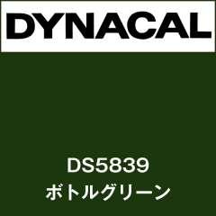 ダイナサイン DS5839 ボトルグリーン