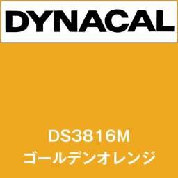 ダイナサイン DS3816M ゴールデンオレンジ(DS3816M)