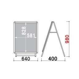 ポスタースタンドライト GAS-A1(GAS-A1)_A
