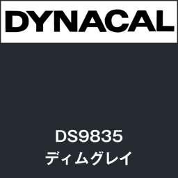 ダイナサイン DS9835 ディムグレイ(DS9835)