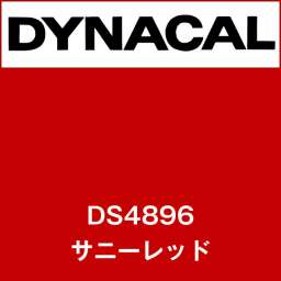 ダイナサイン DS4896 サニーレッド(DS4896)