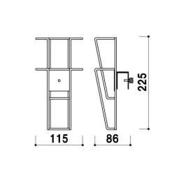 オプションラック PR-912(PR-912)_A