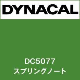 ダイナカル DC5077 スプリングノート(DC5077)