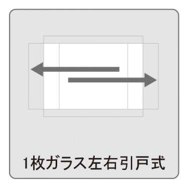 ステンレス屋外掲示板 PKS-4 壁付タイプ(PKS4-1810壁付)_3