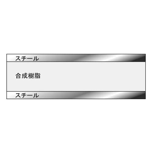 CKホワイトボード 両面 3×910×1820_2
