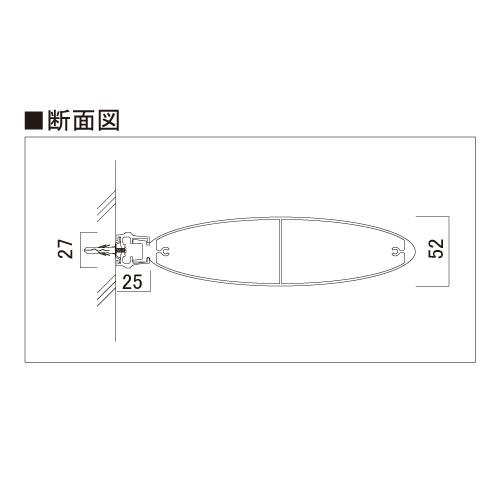サインプレート F-PIC 突出 FVYタイプ(FVY61/FVY81/FVY150/FVY200)_3