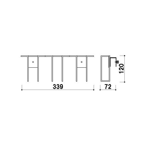 オプションラック PR-923(PR-923)_2