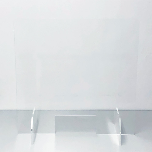 アクリルパーテーション 飛沫感染防止あんしんガード(MZ-01P / MZ-02P / MZ-03P)_3