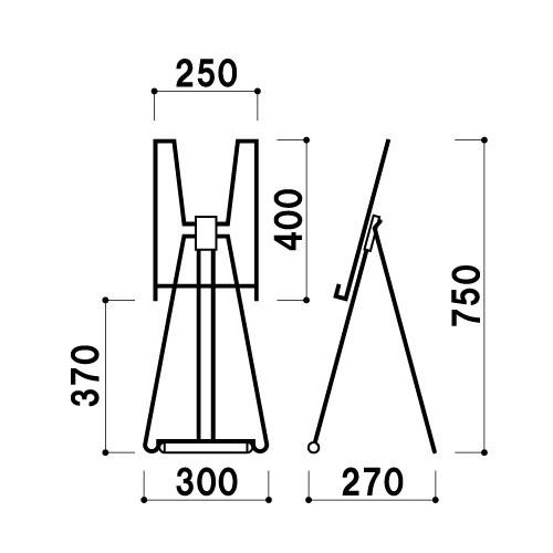 アプローチスタンド CQ-10(CQ-10)_2