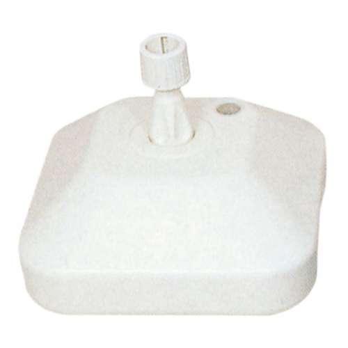 のぼり立て台 注水式 MT-5型 アイボリー(MT-5型)