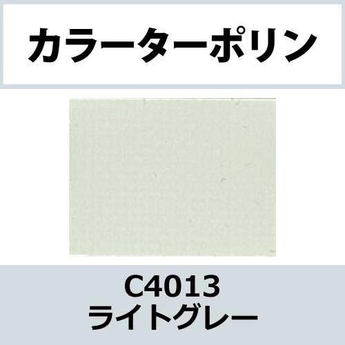 カラーターポリン APC400-F ライトグレー APC4013(APC4013)