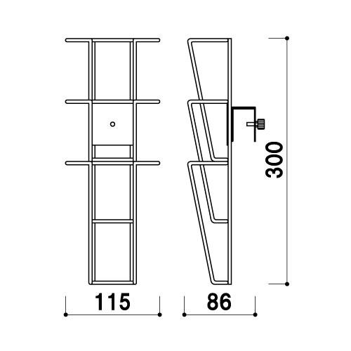 オプションラック PR-913(PR-913)_2