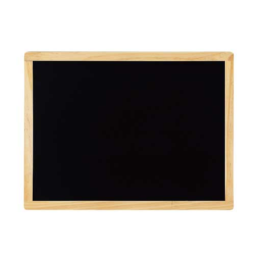 マーカー用ブラックボード HBDシリーズ 白木(HBD456W/HBD609W)