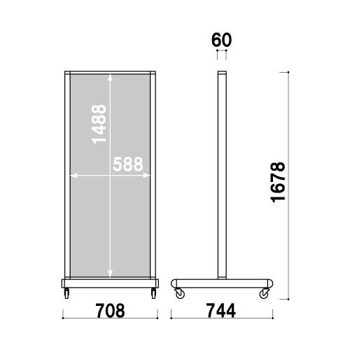 アルミタワーサイン ATS-65R(ATS-65R)_2