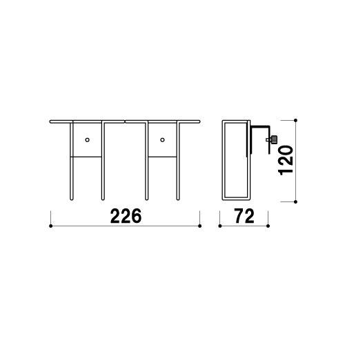 オプションラック PR-922(PR-922)_2
