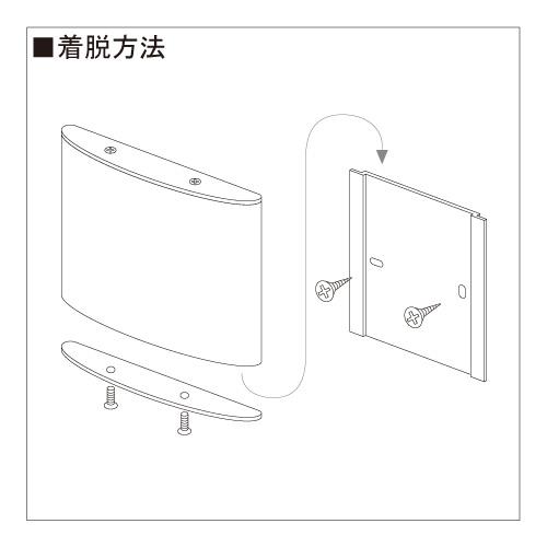 サインプレート F-PIC 平付 FVタイプ(FV61/FV81/FV150/FV200)_2
