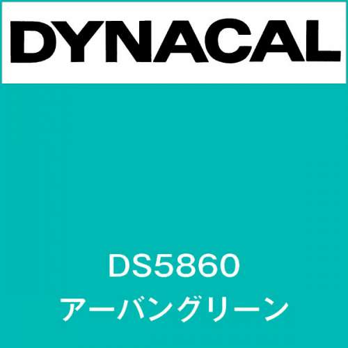ダイナサイン DS5860 アーバングリーン(DS5860)