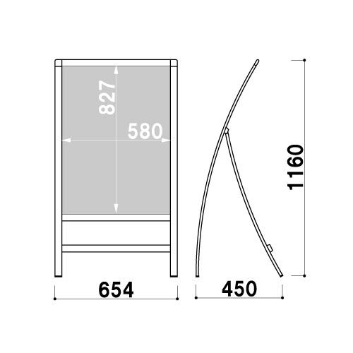 RXカーブサイン RX-610(RX-610)_2