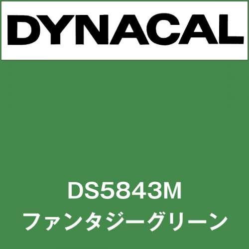 ダイナサイン DS5843M ファンタジーグリーン(DS5843M)