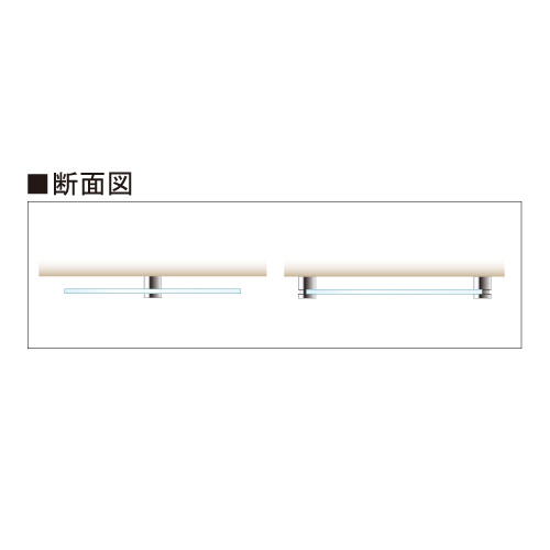 サインプレート イデア 平付 IGタイプ(IG-150/IG-200/IG-300/IG-450)_2
