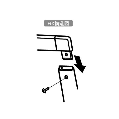 小型カーブサイン SRX-73(SRX-73)_5