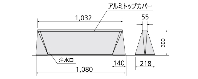 ブリリアントサイン Type-D W1000(GBR-D-S-1000)_s1